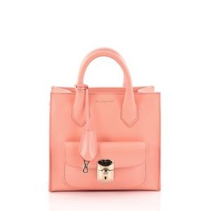 Balenciaga padlock afternoon bag